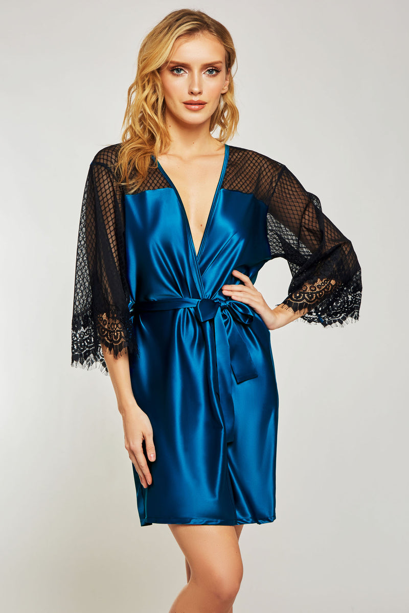 Blue Breeze Robe