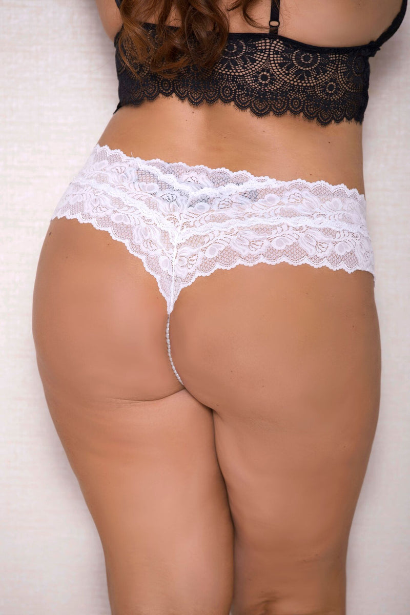 Pearly Panty Plus