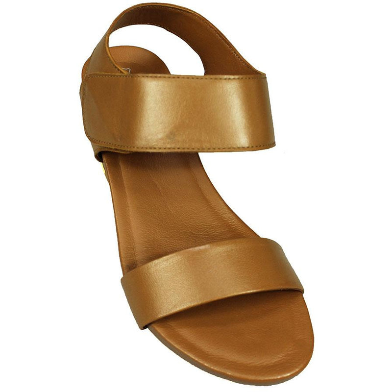 Human Premium  Wenda Leather Wedge Sandal