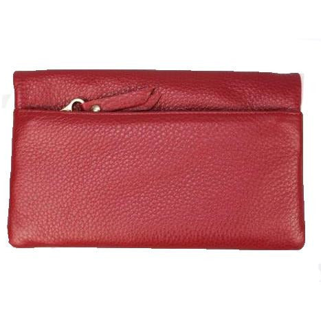 Pierre Cardin Soft Italian Leather Ladies Bi Fold Wallet MI10842