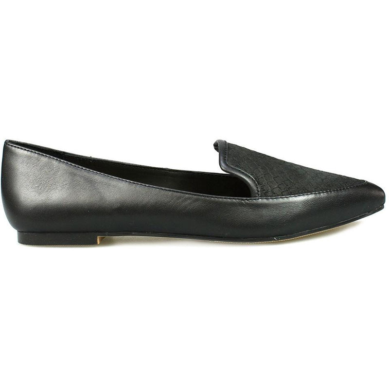 Human Premium Iris Leather Pointed Shoe