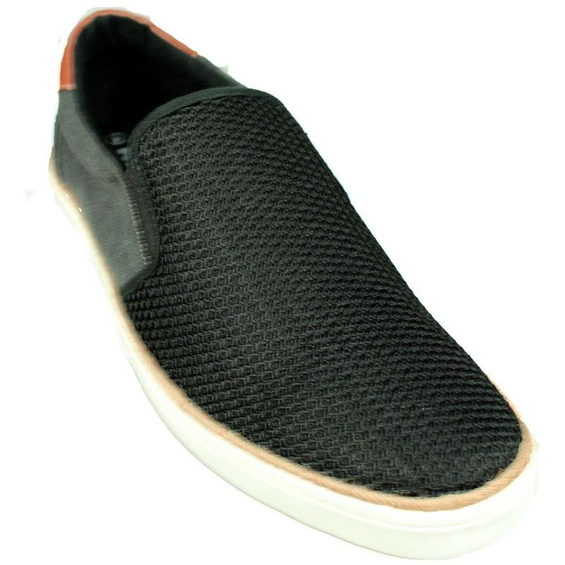 Human Premium Bob Men's Synthetic Slipon