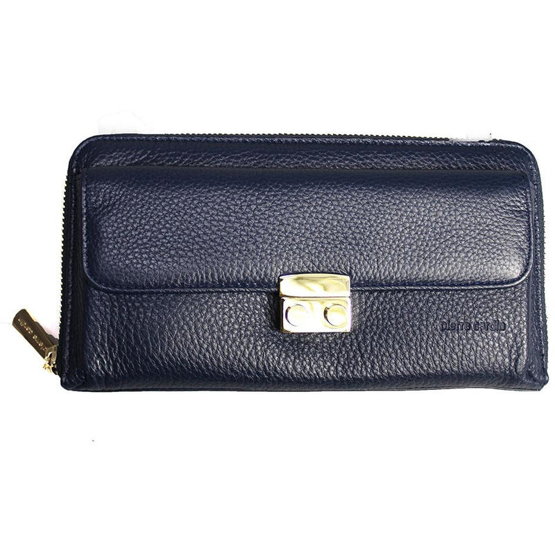Pierre Cardin Italian Leather Clutch/Wallet PC2355
