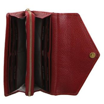 Pierre Cardin Embossed Leather Wallet PC2301