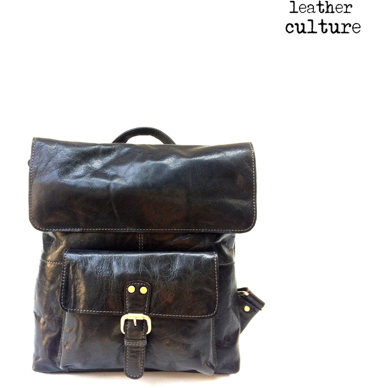 Leather Culture Vintage Backpack V110
