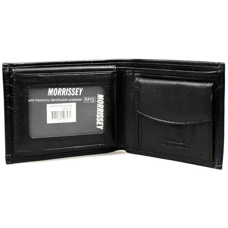 Morrissey Men's Leather Bifold Wallet MO10346