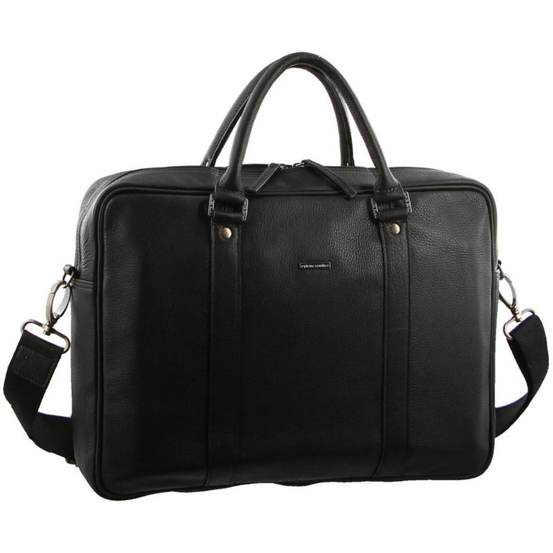 PIERRE CARDIN Unisex Leather Laptop Bag PC2279