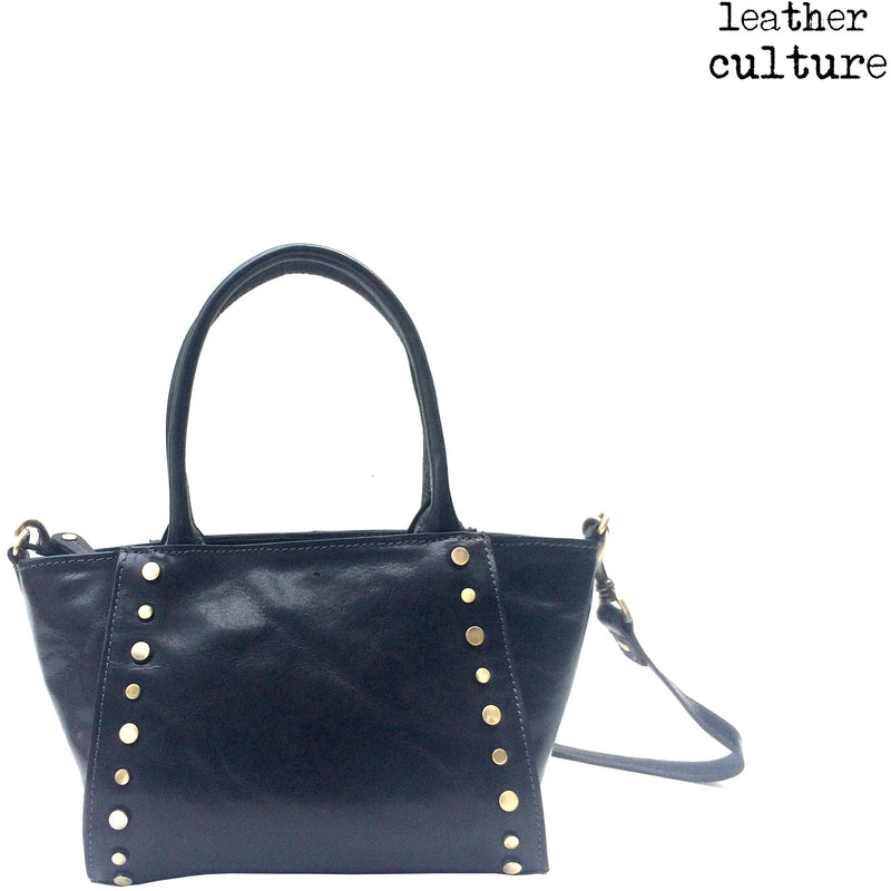 LEATHER CULTURE' VINTAGE SHOPPER V142 -NEW