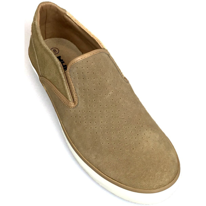 Human James Suede Slip On