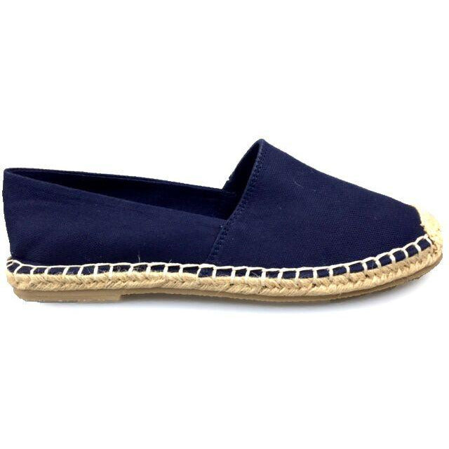 Human Agatha Canvas Boat Shoe
