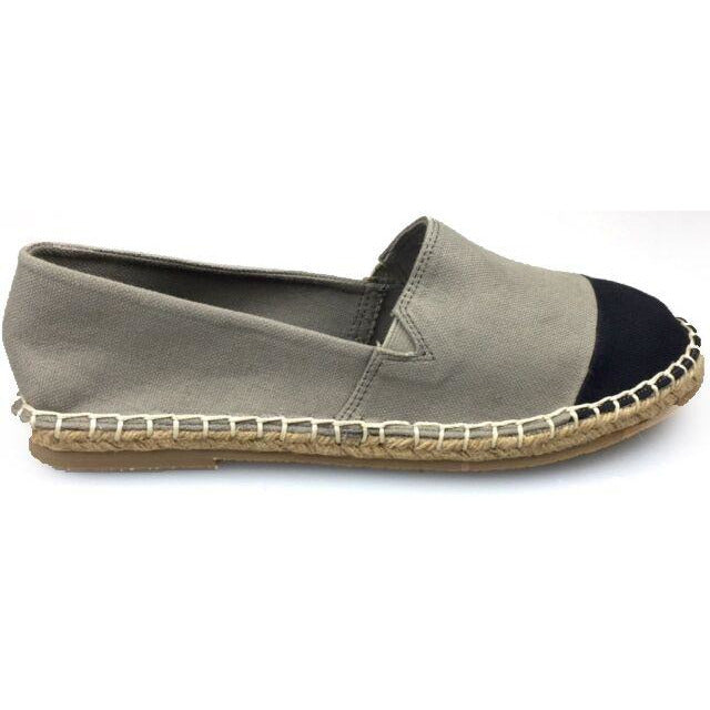 Human  Ainsley Canvas Boat Shoe