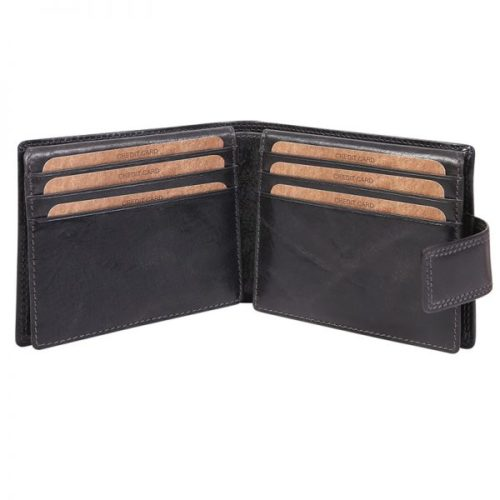 Modapelle Men's Leather Multi Card Wallet 4041