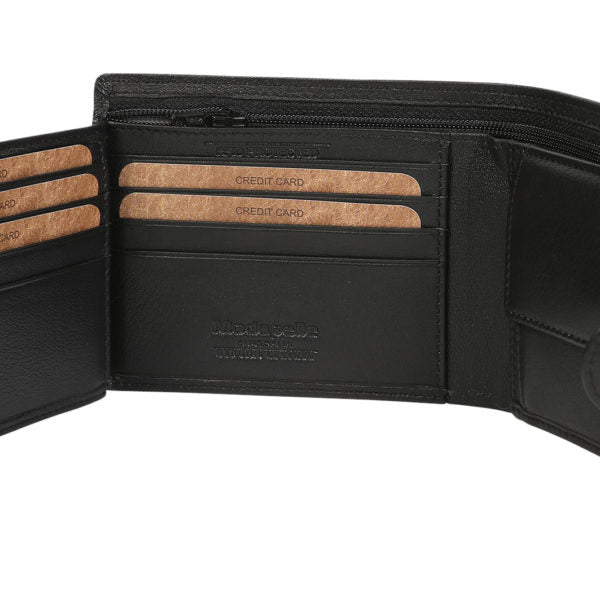 Modapelle Men's Leather Bifold Wallet 5017