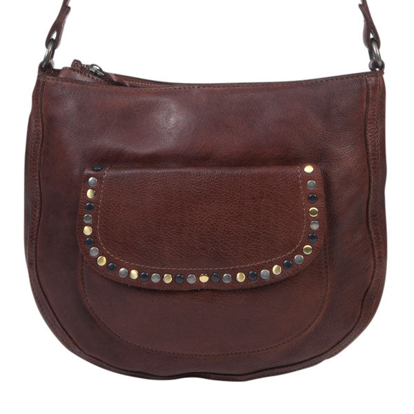 Modapelle Vintage Leather Crossbody Bag 5862