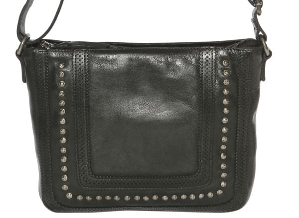 Modapelle Women's Vintage Leather Shoulder Bag 5921