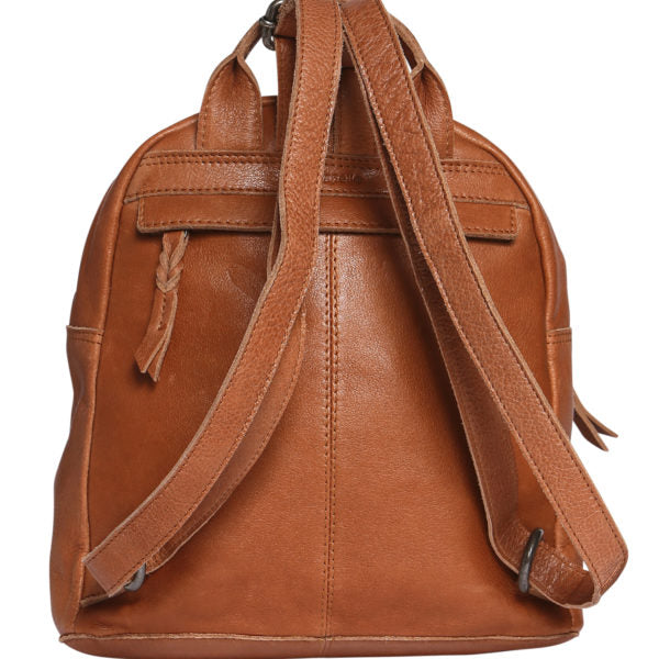 Modapelle Vintage Leather Backpack  5966