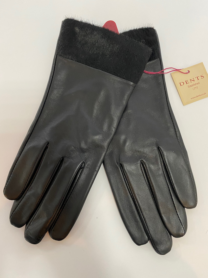 Dents Women's Sheepskin Leather Gloves DE 77-0036