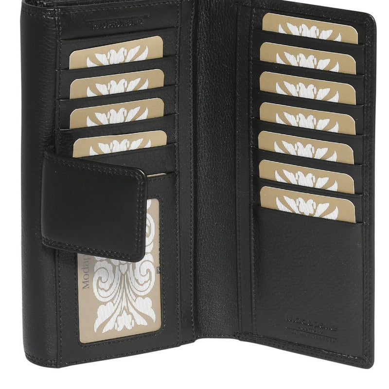 Modapelle Women's Multi Card Wallet 7324