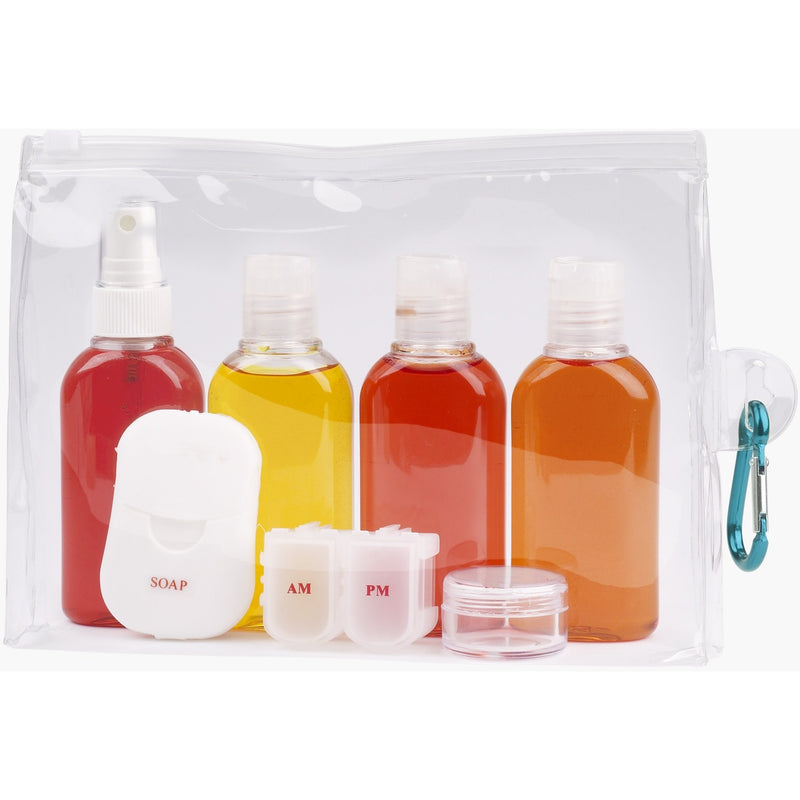 Lewis N. Clark 3-1-1 Carry-On Set - Travel Bottles - LC7725