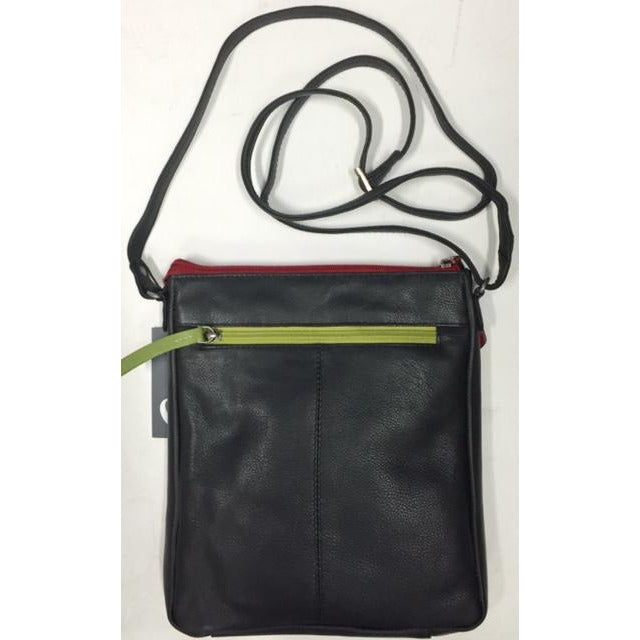 Oran Munich Leather Crossbody Pouch U-2