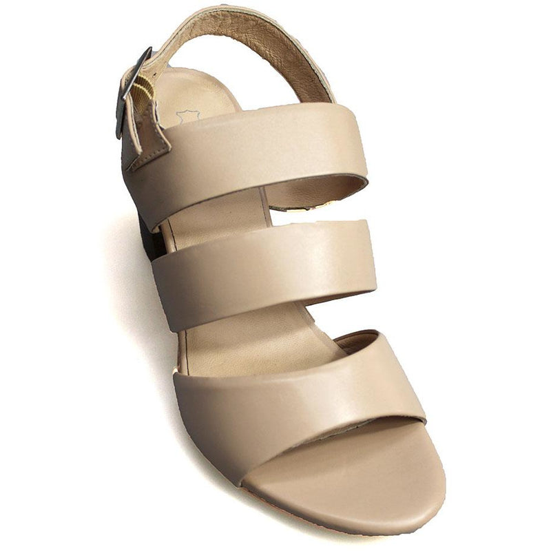 Human Premium Harmony Leather Strappy Sandal