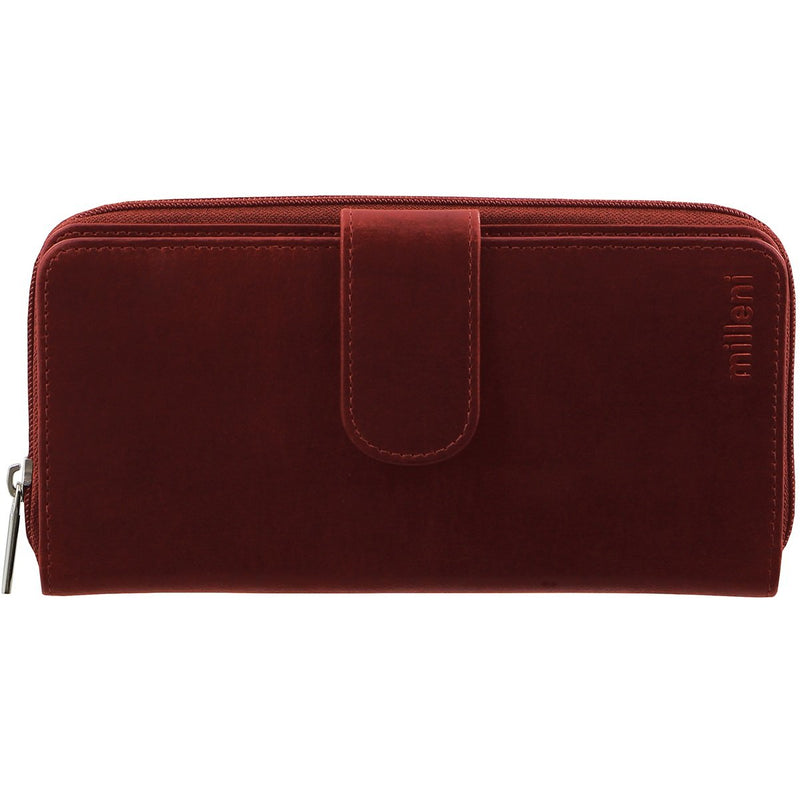 Milleni Ladies Zip Wallet C2885