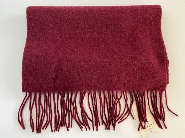 Dents Pure Lambswool Woven Scarf DE20038