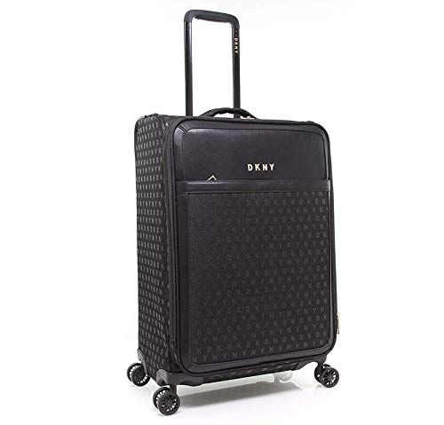 DKNY - Signature 70cm Medium Softside Suitcase DKNYDT818SG