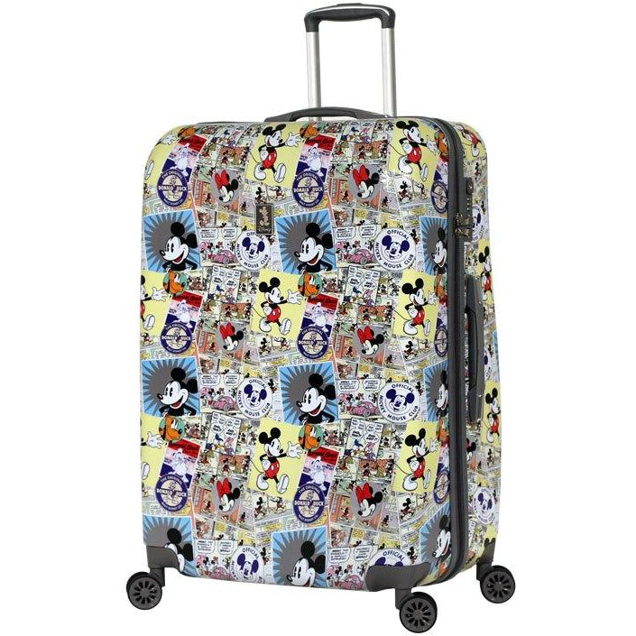 Disney Comic Mickey 76cm Large Hardside Suitcase