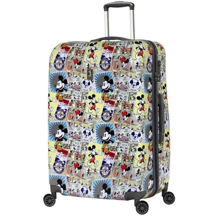 Disney Comic Mickey 67cm Medium Hardside Suitcase