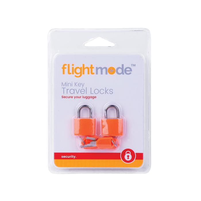 Flightmode Mini Key Travel Locks FM0020