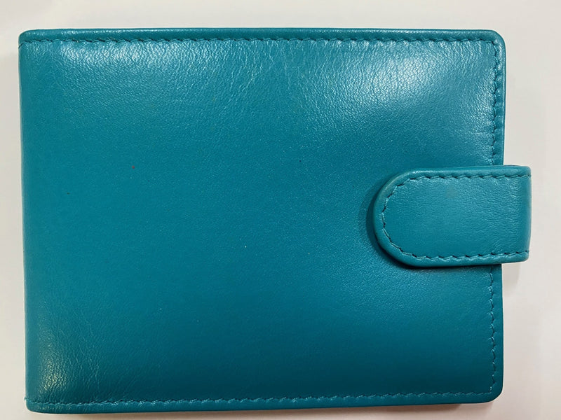 Oran Leather Card Holder with Clip CH357