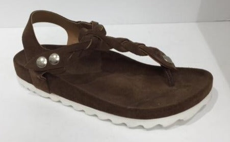 By A Leather Thong Sandal BYA6471S