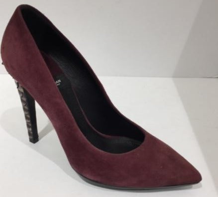 Baldan Suede Point Heel Court BAPOINT