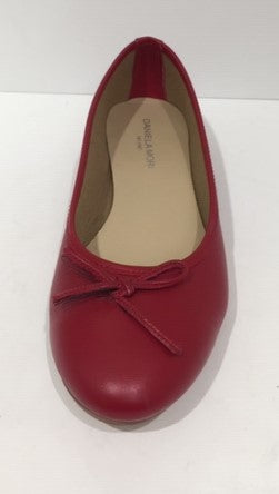 Daniela Mori  Leather Ballet Shoe DMDIDA