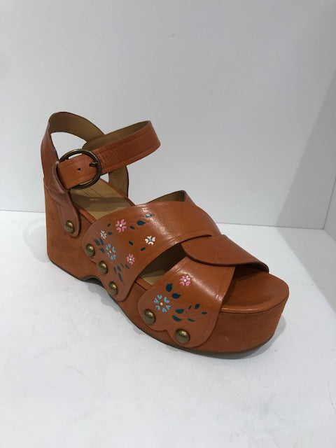 Mark Jacobs Flower Platform Sandal  MJ1753