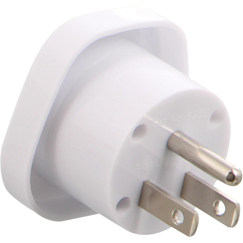 Lewis N Clark USA Adaptor Grounded LCE614