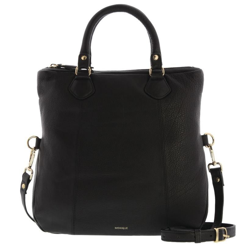 Monique Soft Leather Ember Tote   GA64682
