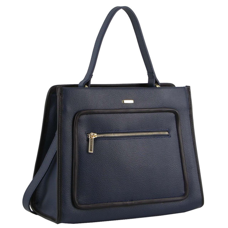 Morrissey  Structured Leather Tote MO3029