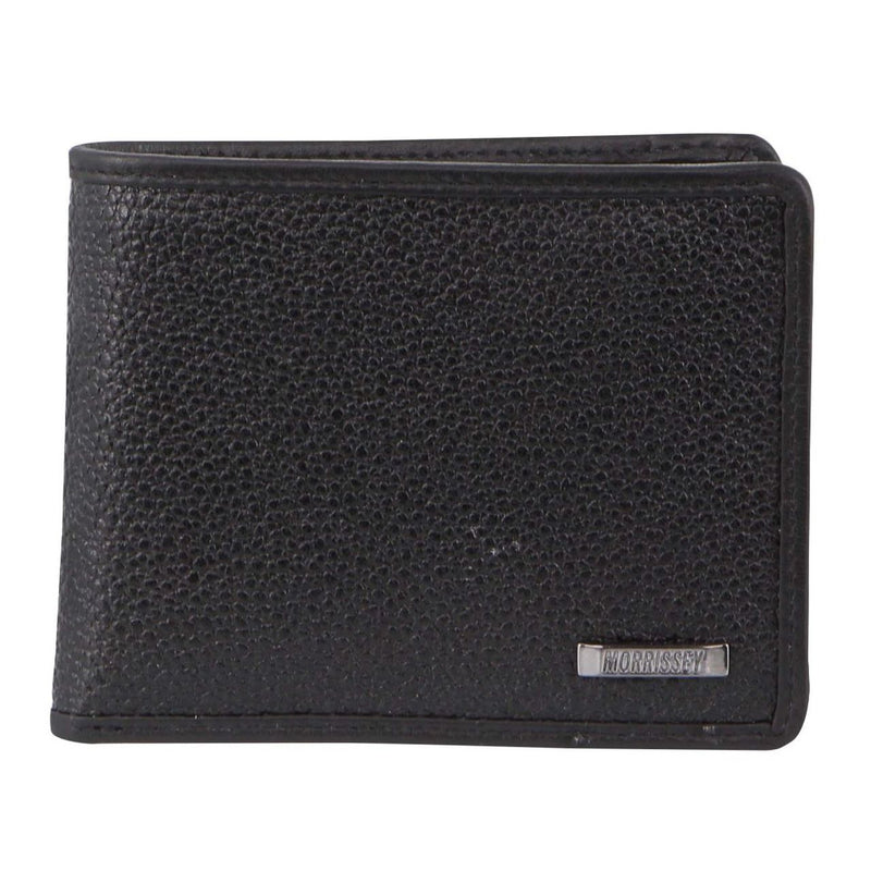 Morrissey Italian Leather Tri-Fold Mens Wallet MO3074