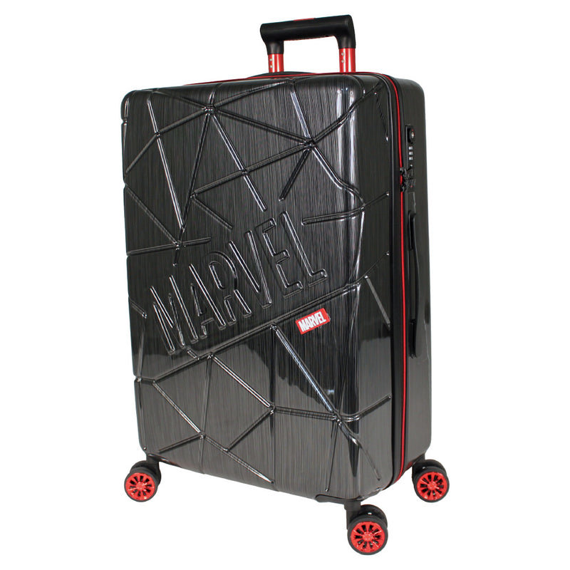 Marvel 55cm Small Carry On 4 Wheel Hardside Suitcase