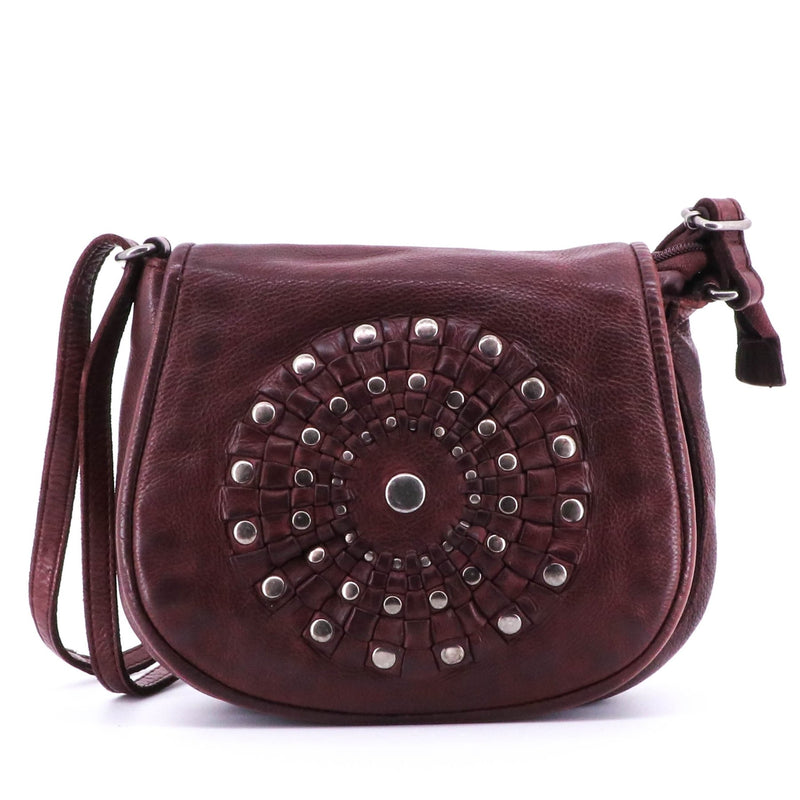 Modapelle Vintage Leather Crossbody Bag 5926