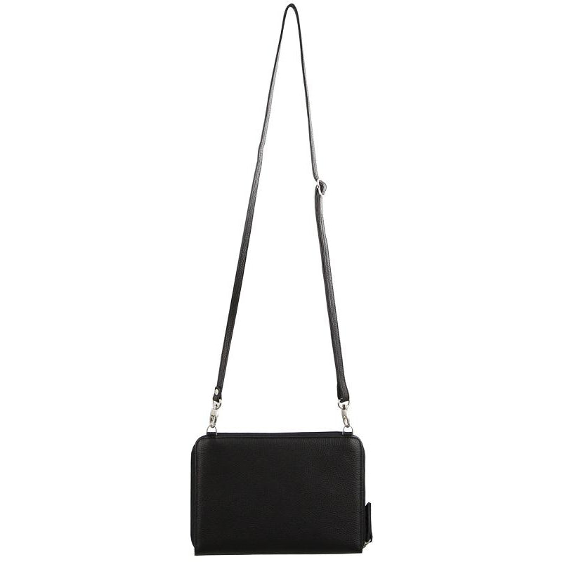 Milleni Women's Leather Crossbody /Clutch NL2600