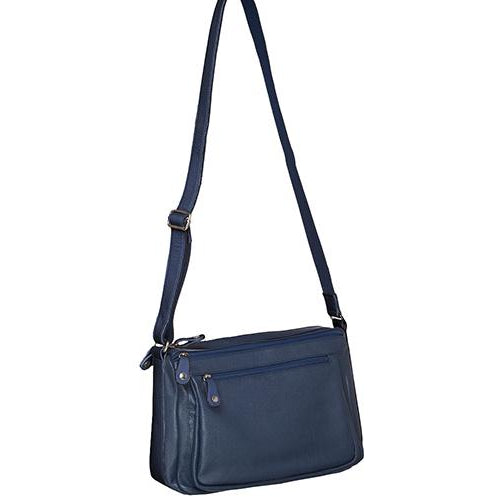 Milleni Multi Compartment Crossbody Bag NL9426