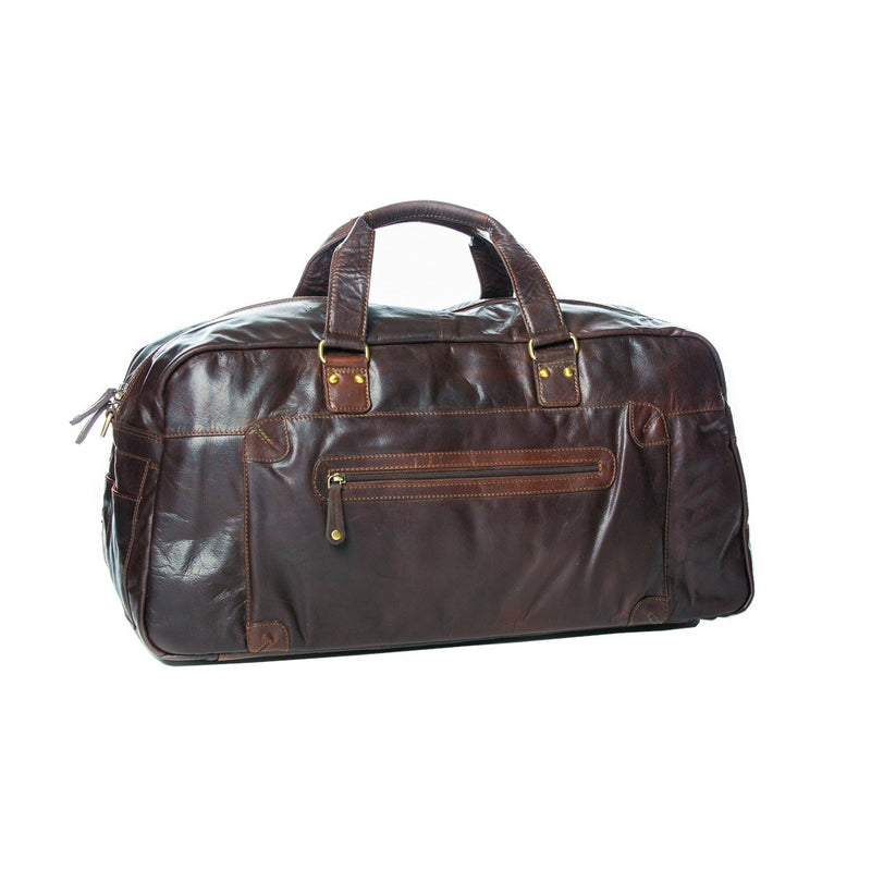 Oran Leather Travel Bag OB-17336
