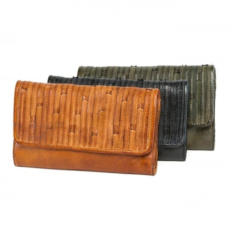 Oran Rugged Hide Wellington Wallet/Clutch RH7042