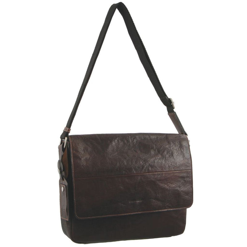 Pierre Cardin Vintage Leather Post Bag PC2796