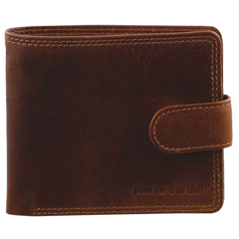 Pierre Cardin Vintage Leather Men's Wallet PC2813
