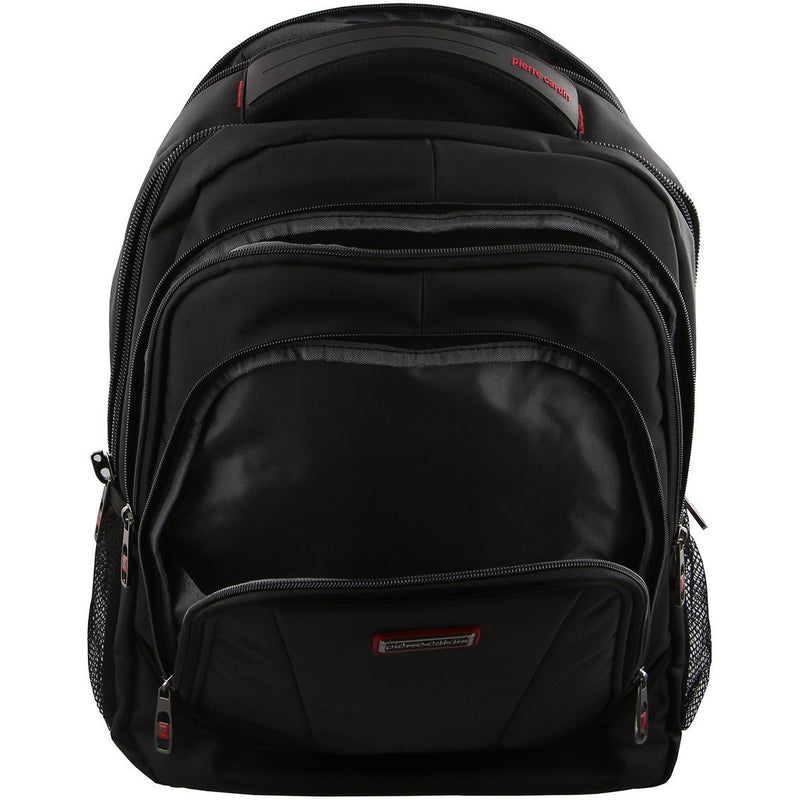 Pierre Cardin Ripstop Nylon Laptop Backpack PC2129