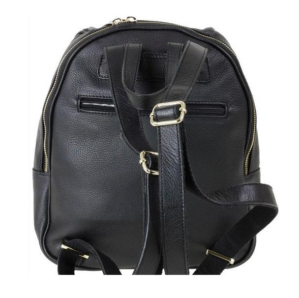 Pierre Cardin Soft Italian Leather Backpack PC2231